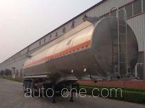 Qilin QLG9404GYY aluminium oil tank trailer