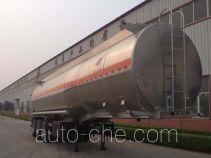 Qilin QLG9404GYY полуприцеп цистерна алюминиевая для нефтепродуктов