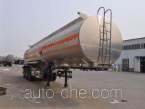 Qilin QLG9405GYY полуприцеп цистерна алюминиевая для нефтепродуктов