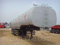 Qilin QLG9406GRY flammable liquid tank trailer
