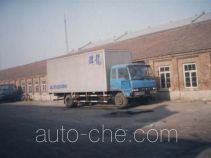Qilong QLY5122XBW insulated box van truck