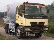 Qilong QLY5250GJB concrete mixer truck