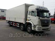 Qilong QLY5250XYK wing van truck