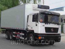 Qilong QLY5254XLC refrigerated truck