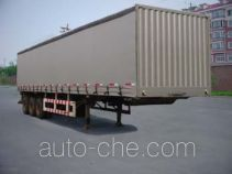Qilong QLY9390PXY soft top box van trailer