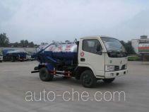 Jieli Qintai QT5051GXW3 sewage suction truck