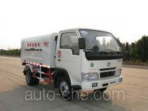 Jieli Qintai QT5051ZLJD3 sealed garbage truck
