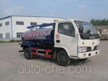 Jieli Qintai QT5052GXW3 rural biogas digesters sewage suction truck