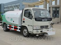 Jieli Qintai QT5070GXS street sprinkler truck