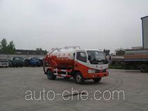 Jieli Qintai QT5070GXW3 sewage suction truck