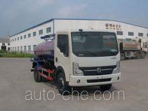 Jieli Qintai QT5075GXEDFA suction truck