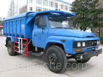 Jieli Qintai QT5090ZLJD3 sealed garbage truck