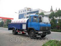 Jieli Qintai QT5102GQX3 high pressure road washer truck