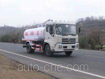 Jieli Qintai QT5128GXETJ suction truck
