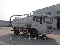 Jieli Qintai QT5128GXWTJ sewage suction truck