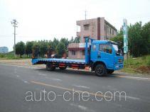 Jieli Qintai QT5120TPB3 flatbed truck