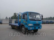 Jieli Qintai QT5120TPBC3 flatbed truck