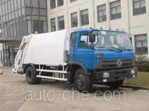 Jieli Qintai QT5120ZYS3 garbage compactor truck