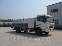 Jieli Qintai QT5140GQXTJ3 high pressure road washer truck