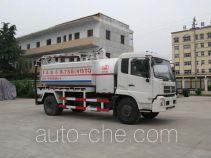 Jieli Qintai QT5140GST sewer flusher and suction truck