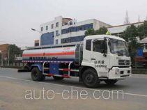 Jieli Qintai QT5142GHYTJ3 chemical liquid tank truck