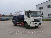 Jieli Qintai QT5142GXWDFL3 sewage suction truck