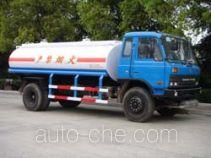Jieli Qintai QT5150GHY chemical liquid tank truck
