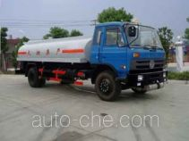 Jieli Qintai QT5160GHYE chemical liquid tank truck