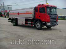 Jieli Qintai QT5160GHYFC3 chemical liquid tank truck