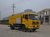 Jieli Qintai QT5160GQXD street sprinkler truck