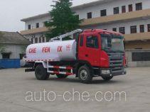 Jieli Qintai QT5160GXEFC3 suction truck