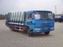 Jieli Qintai QT5160ZYSC garbage compactor truck