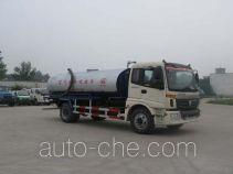 Jieli Qintai QT5163TZXB3 илососная машина для биогазовых установок
