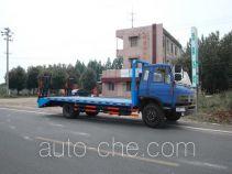 Jieli Qintai QT5167TPBGJ3 flatbed truck