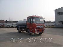 Jieli Qintai QT5168GPSTJ sprinkler / sprayer truck
