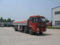 Jieli Qintai QT5190GHYTJ3 chemical liquid tank truck