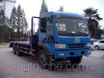 Jieli Qintai QT5208TPBC3 flatbed truck