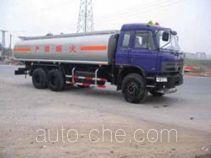 Jieli Qintai QT5250GHY chemical liquid tank truck