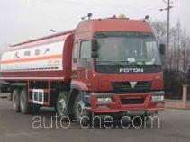Jieli Qintai QT5310GHYB chemical liquid tank truck