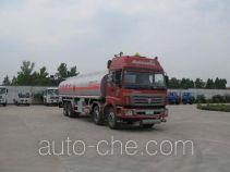 Jieli Qintai QT5310GHYB3 chemical liquid tank truck