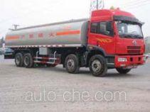 Jieli Qintai QT5310GHYC chemical liquid tank truck