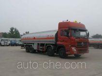 Jieli Qintai QT5311GHYT3 chemical liquid tank truck