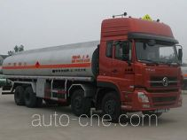 Jieli Qintai QT5312GHYA4 chemical liquid tank truck