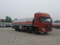Jieli Qintai QT5315GHYT3 chemical liquid tank truck