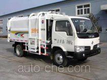 赛哥尔牌QTH5071ZYS型侧装压缩式垃圾车