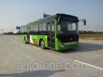爱维客牌QTK6110HGEV型纯电动城市客车