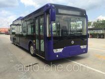 爱维客牌QTK6120GCEV型纯电动城市客车