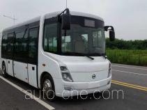 爱维客牌QTK6700HGEV型纯电动城市客车