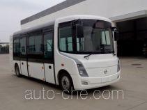 爱维客牌QTK6700HGEV1型纯电动城市客车