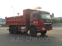 Longrui QW3251 dump truck